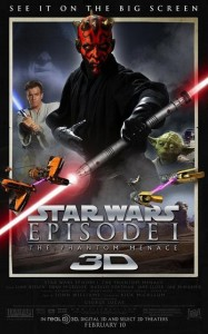 The Star Wars: Episode I - The Phantom Menace 3D