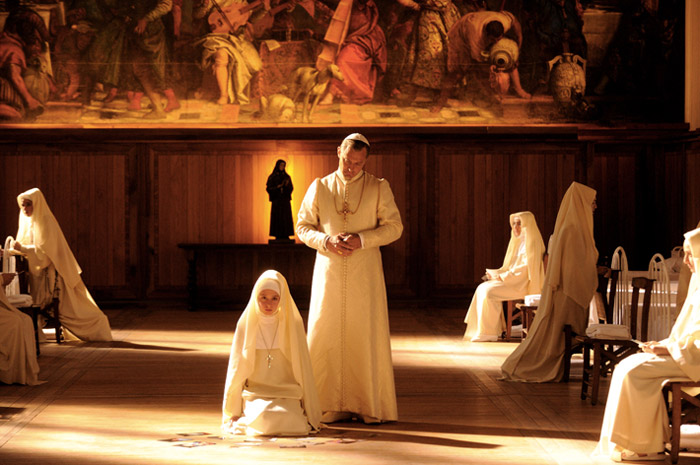 young pope serie tv