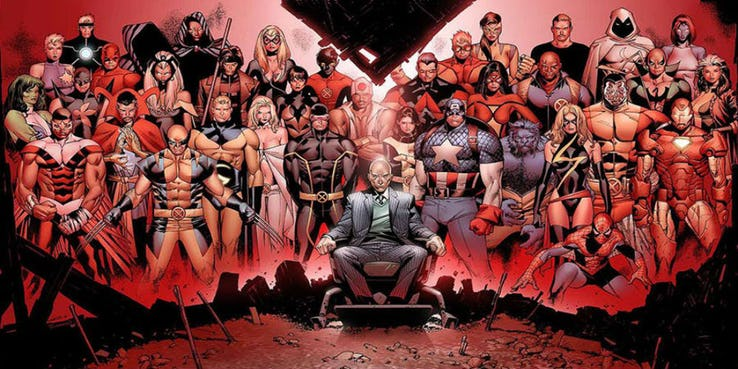 house of m 7