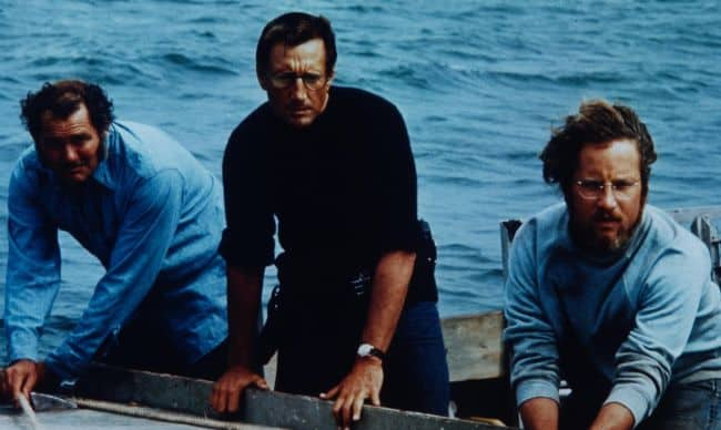richard dreyfuss roy scheider e robert shaw