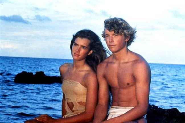 brooke shields e christopher atkins