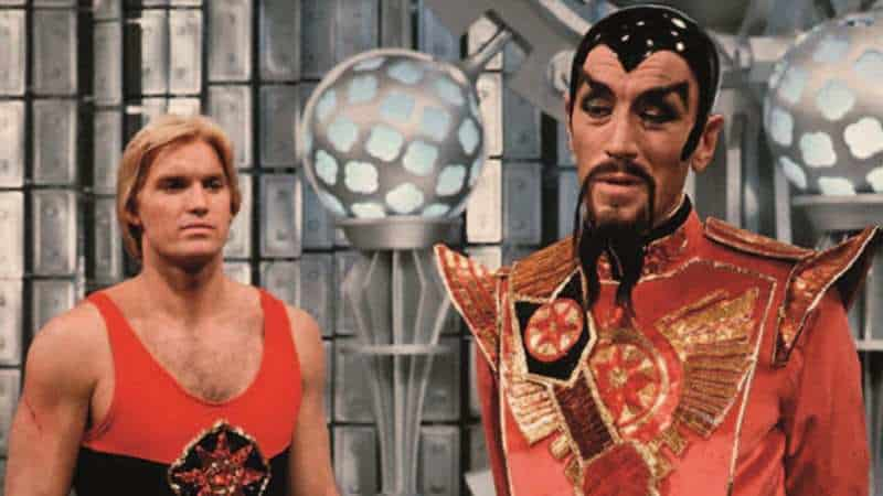 flash gordon int newscinema