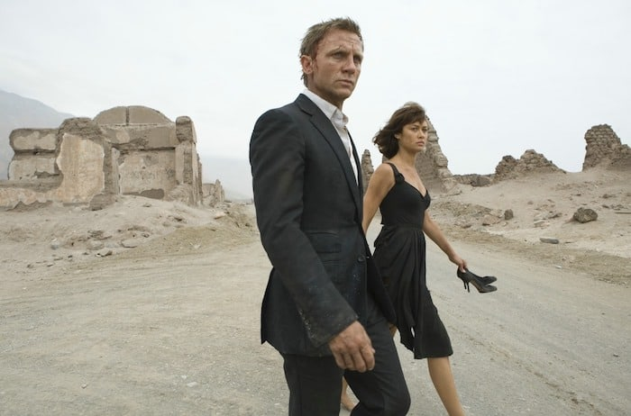 quantum of solace newscinema