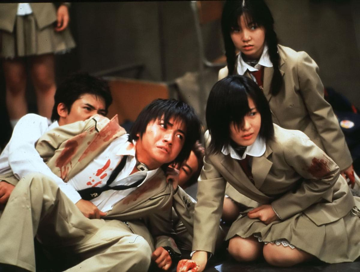 Il remake di Battle Royale